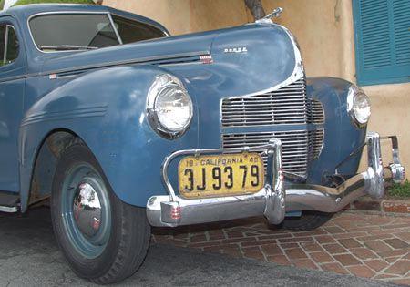 1940 Dodge Sedan