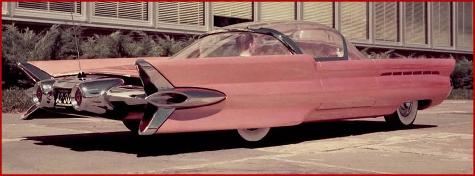 1954 FORD LA TOSCA