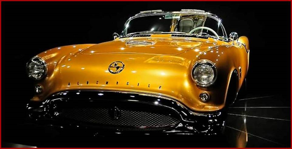 1954 OLDSMOBILE ROCKET F88